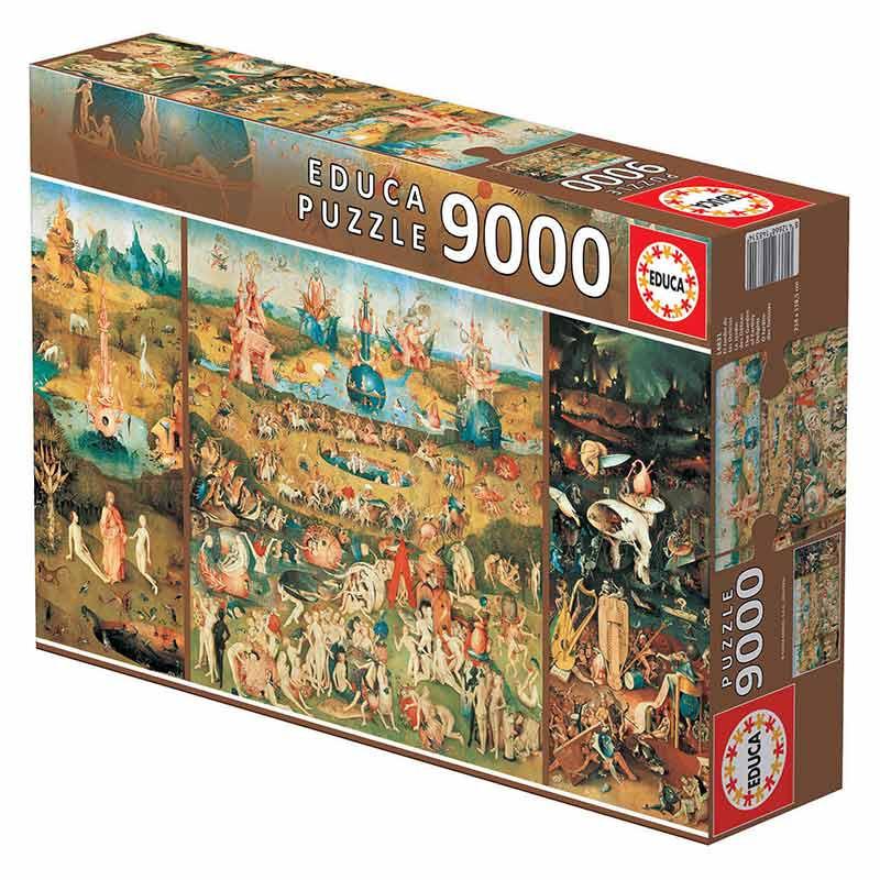 9000 El jardín de las delicias