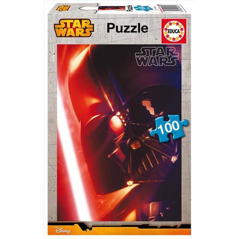 Educa Puzzle 100 Star Wars Darth Vader