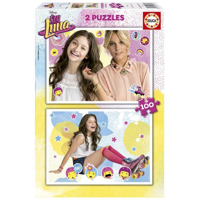 Educa puzzle 2x100 Soy Luna