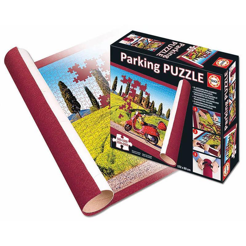 Educa Parking Puzzle