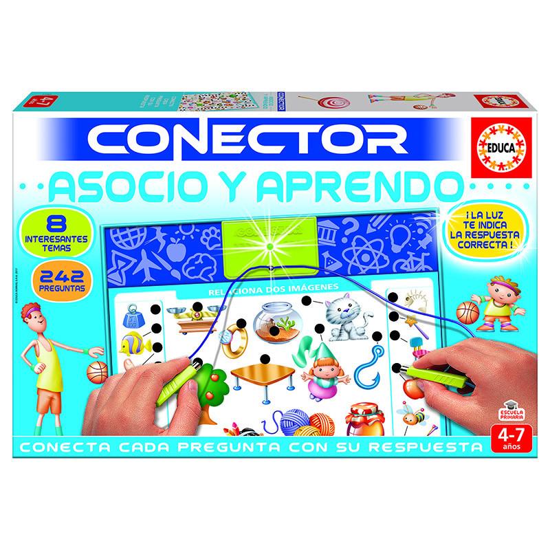 Educa Conector Asocio y Aprendo