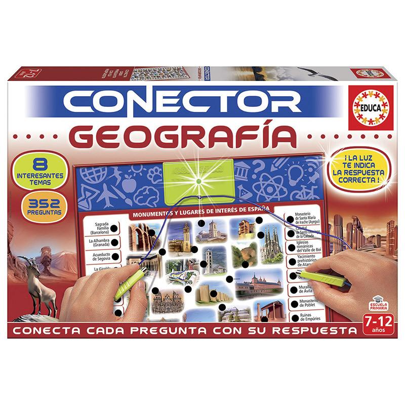Educa Conector Geografía