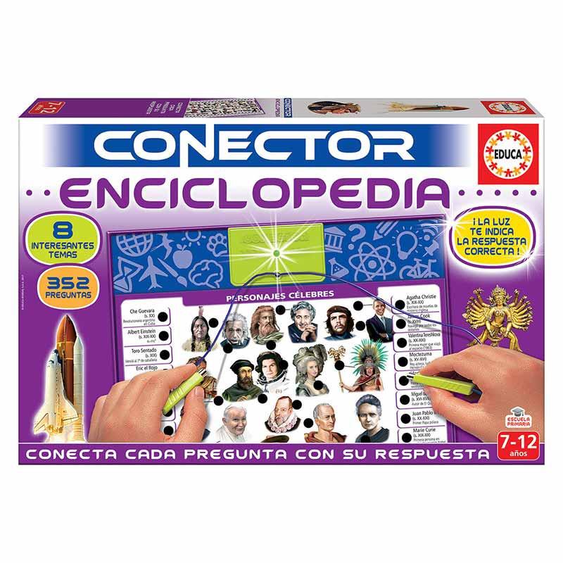 Educa conector enciclopedia (esp)