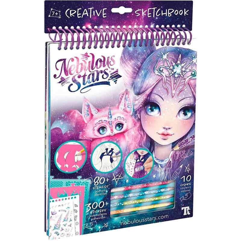 Educa Nebulous Stars cuaderno creativo Nebulia