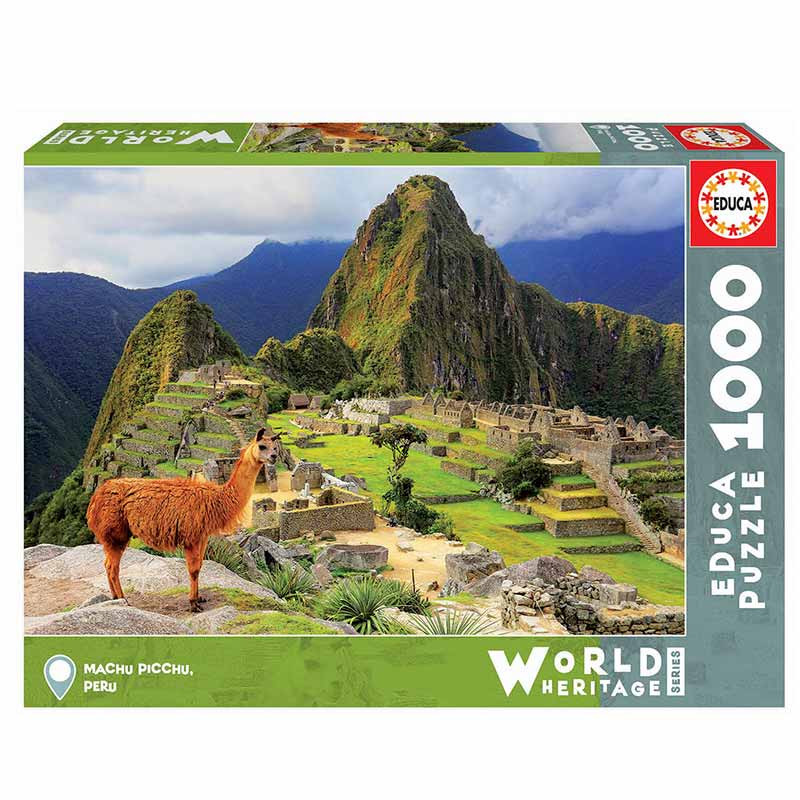 1000 Machu Picchu, Perú