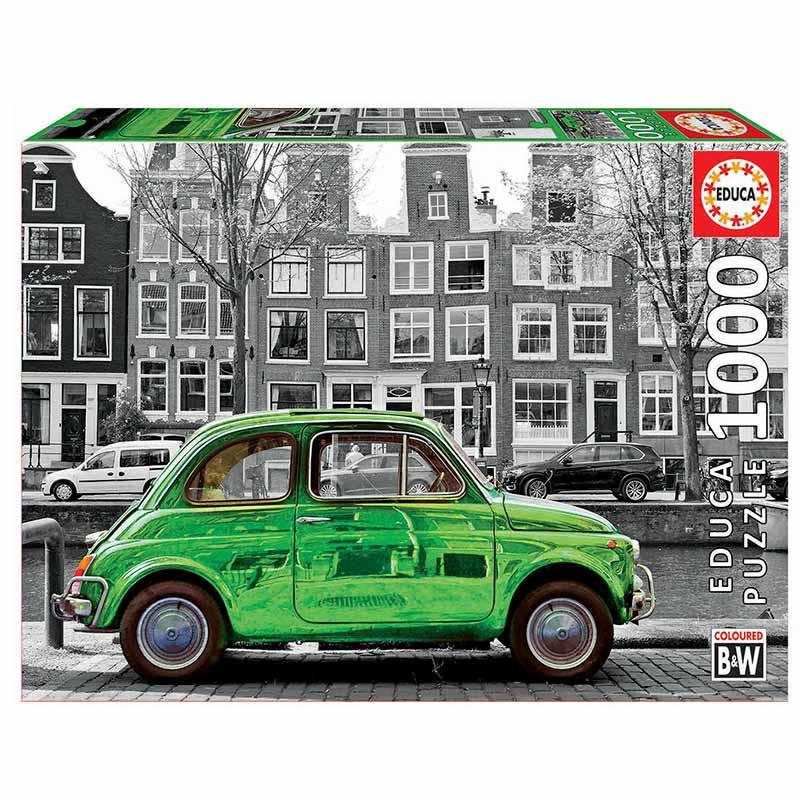1000 Coche en Ámsterdam