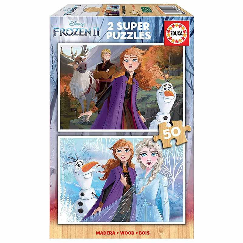 2x50 Frozen II