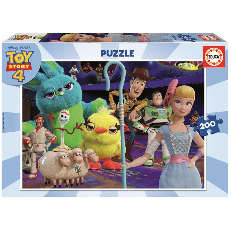 Educa Puzzle 200 Toy Story 4