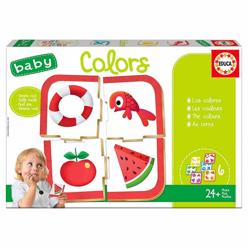 Educa Baby colores
