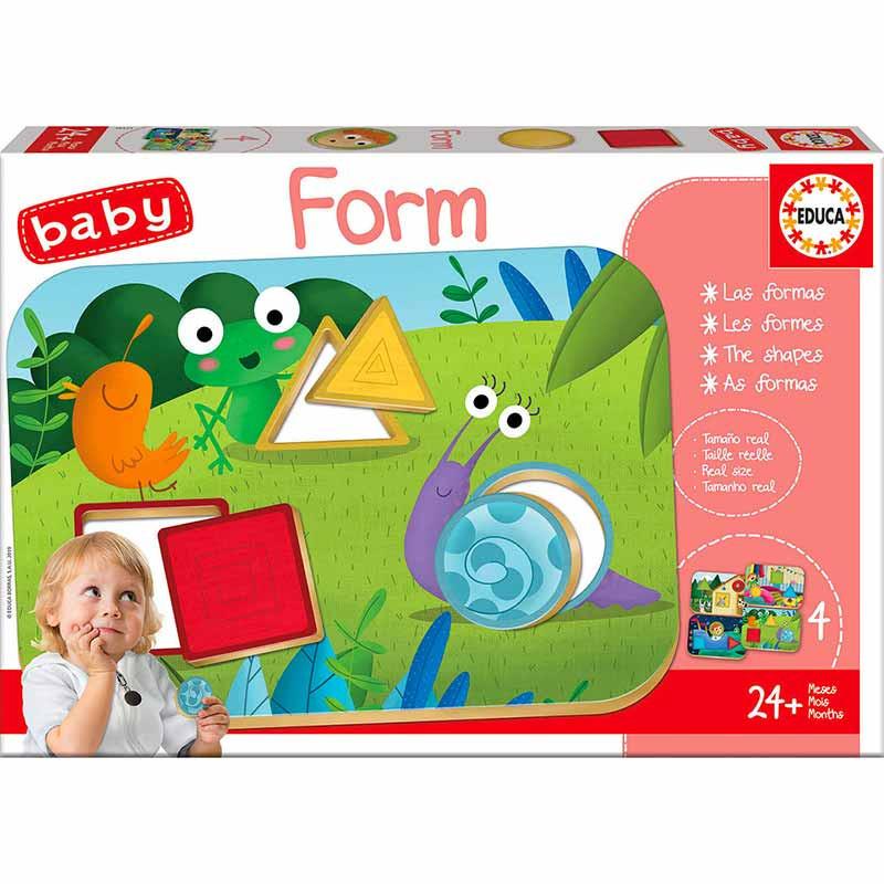 Educa Baby formas BABY FORMS