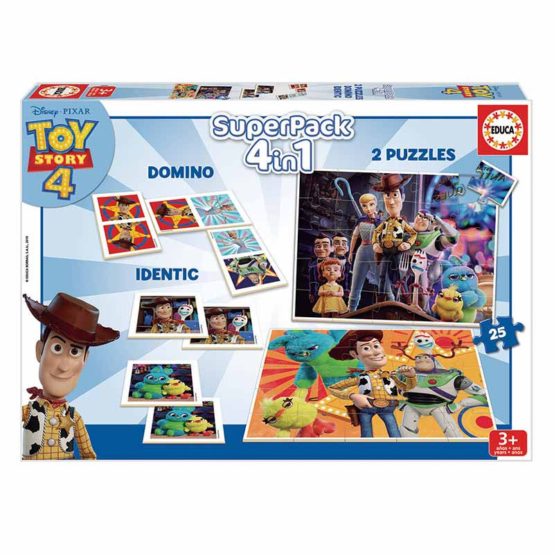 Educa superpack Toy Story
