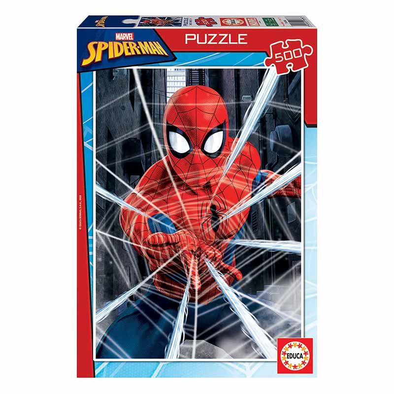 Educa puzzle 500 Spider man