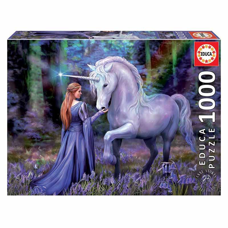Educa puzzle 1000 Blueell Woods