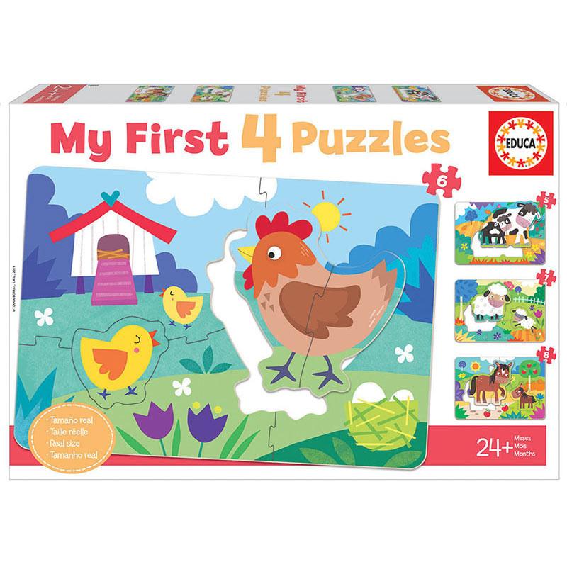 Mamás y Bebés My First Puzzle