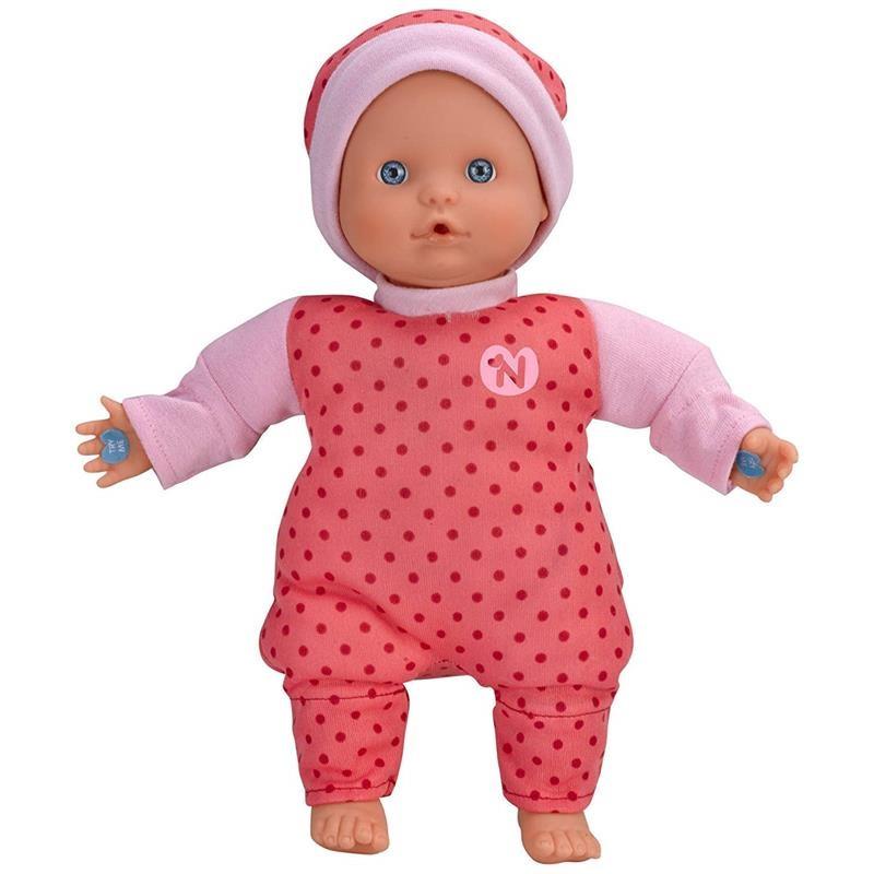 Nenuco 3 funciones rosa