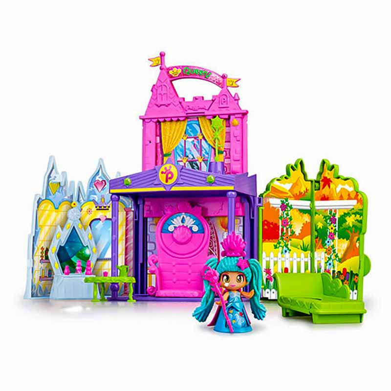 Pinypon Queens castillo