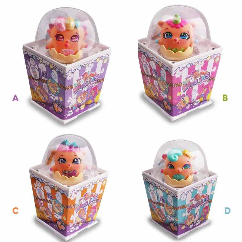 Bellies mini Beasties Pop Cups