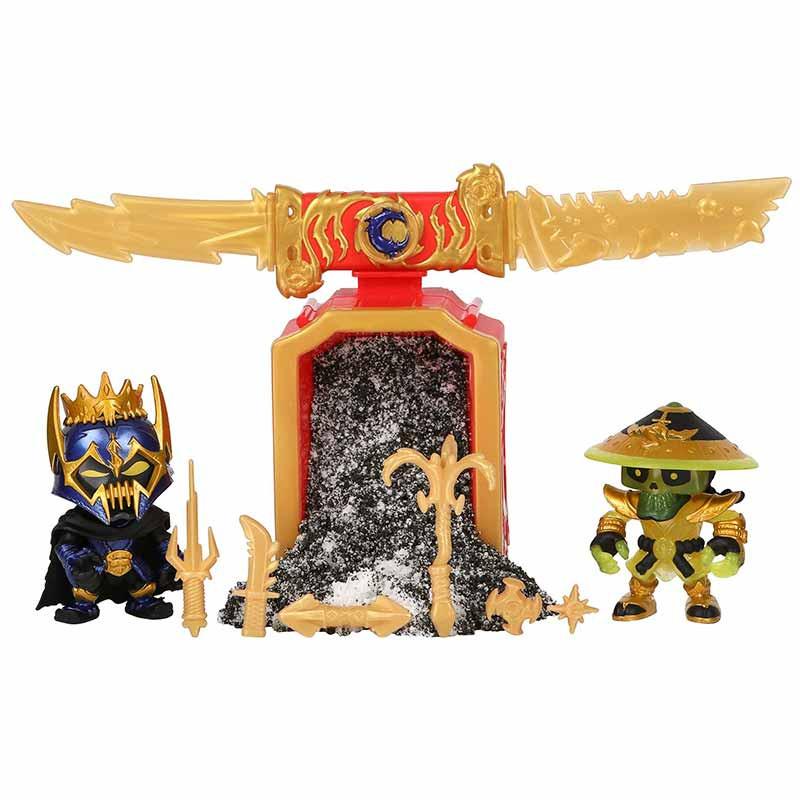 Treasure X S6 battle pack ninja