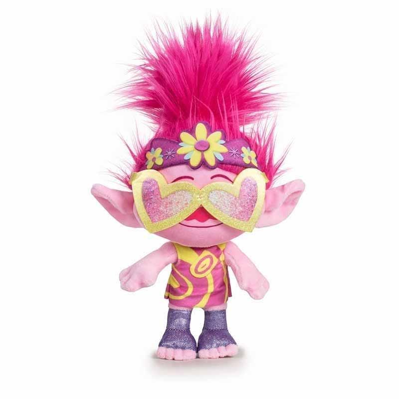 Quirón peluche Trolls 2 18 cm - Poppy Pop Star