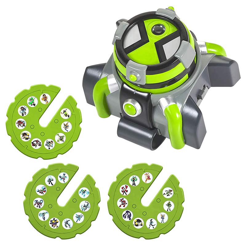 BEN10 W2 Action Projection Omnitrix
