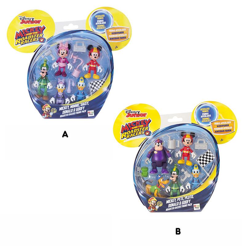 Pack 5 figuras de Mickey