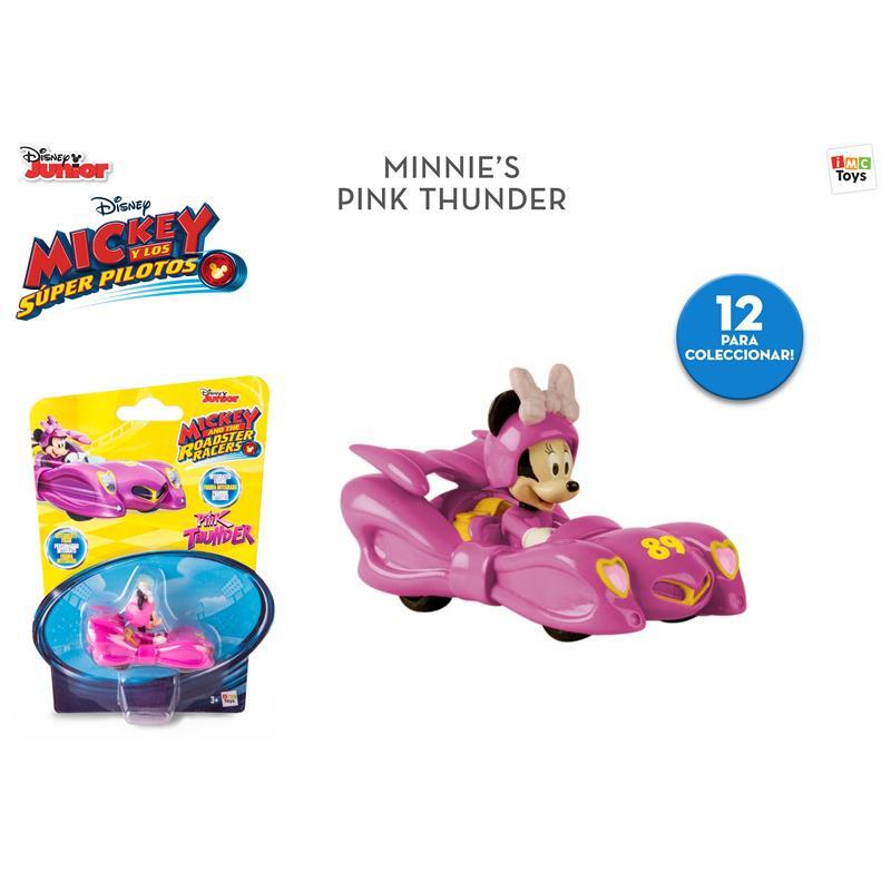 Mickey y los superpilotos vehículo minnie