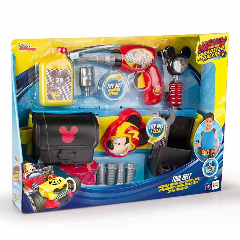 Cinturón de herramientas Mickey y superpilotos