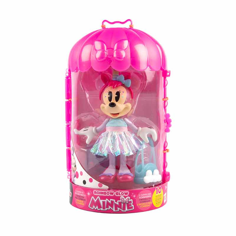 Minnie - Fashion Doll Rainbow