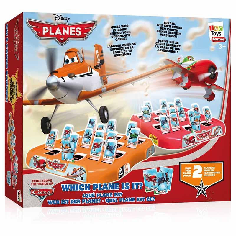 IMC Toys - Planes adivina el Personaje