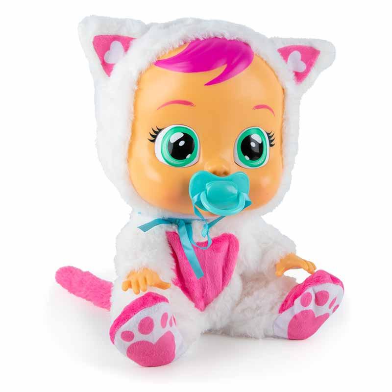 Bebés llorones Daisy la gatita