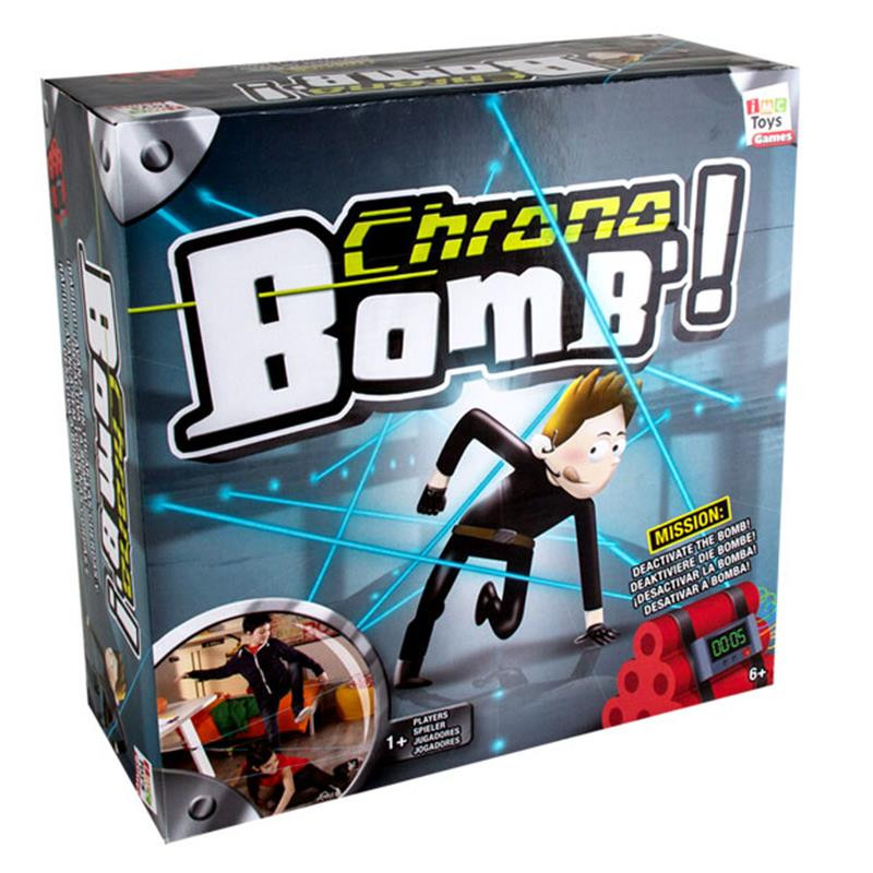 Chrono bomb (Esp)