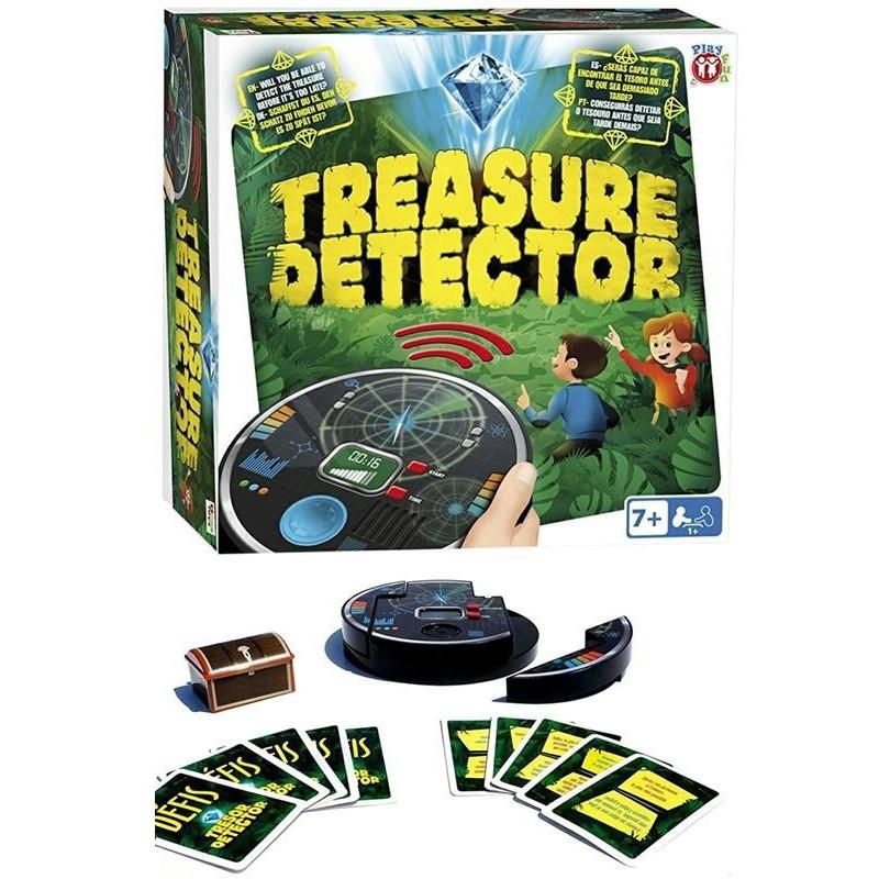 Juego Treasure detector