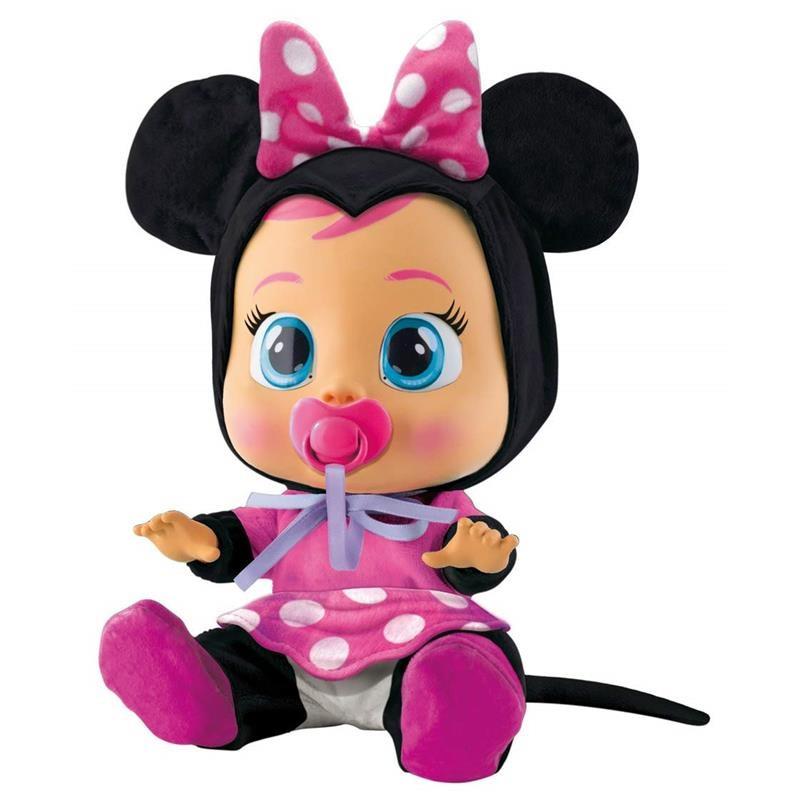 Minnie Bebé Llorón