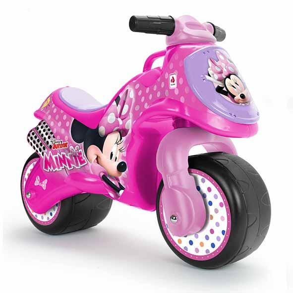 Moto Correpasillos Neox Minnie Mouse