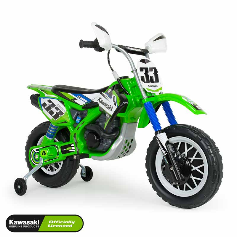 Moto Thunder Kawasaki 12 V