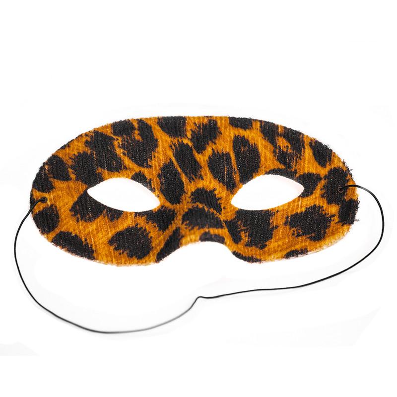 Antifaz Leopardo