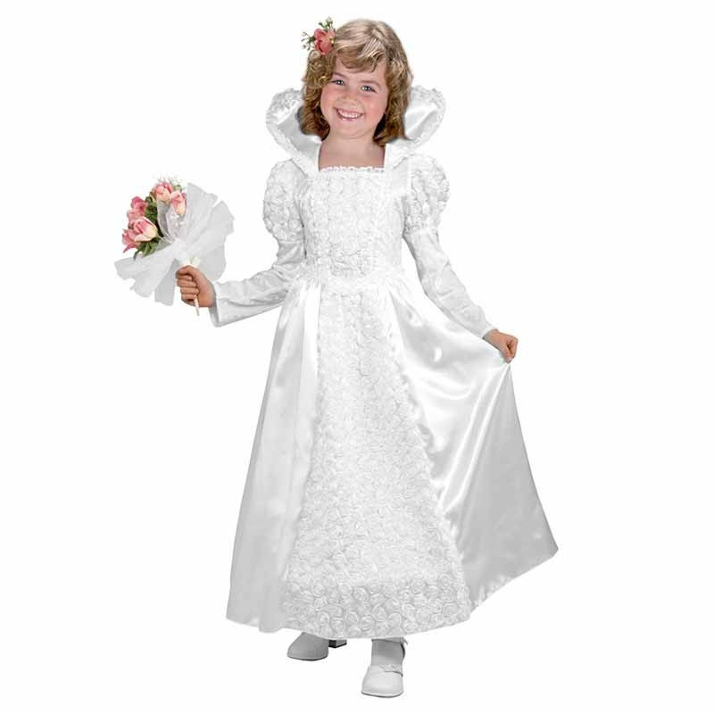 Disfraz infantil Dama Blanca