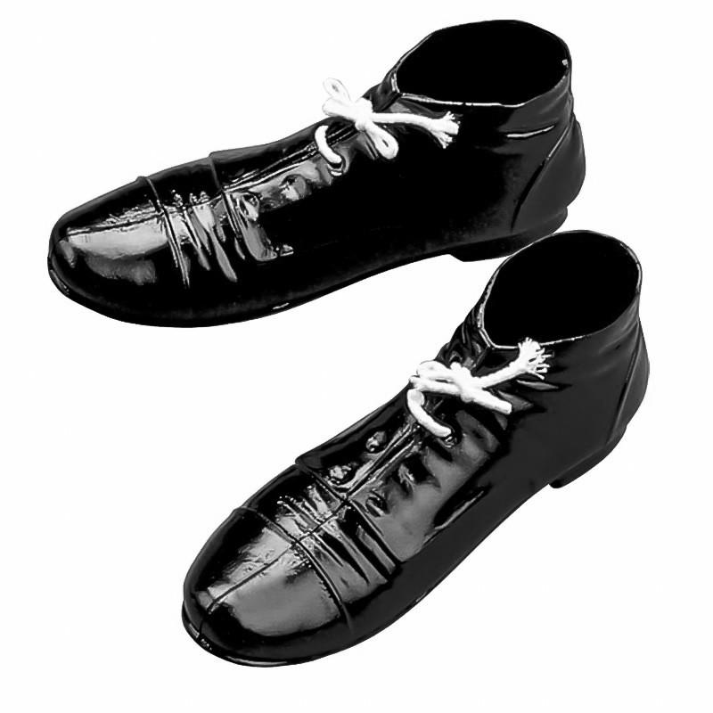 Par de zapatos Charlot