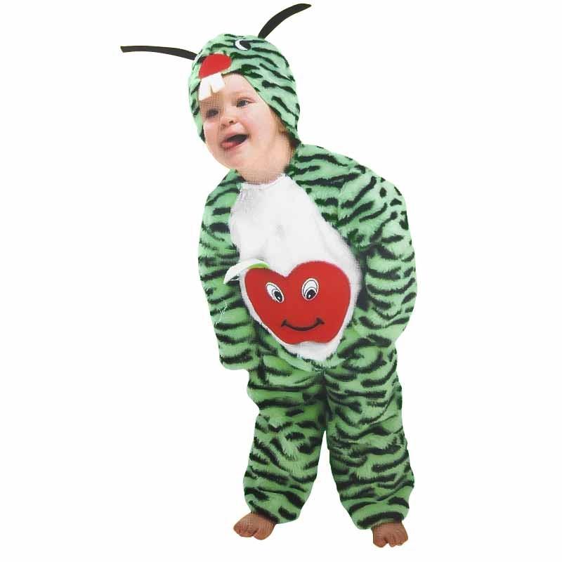Disfrace Manzana para bebé
