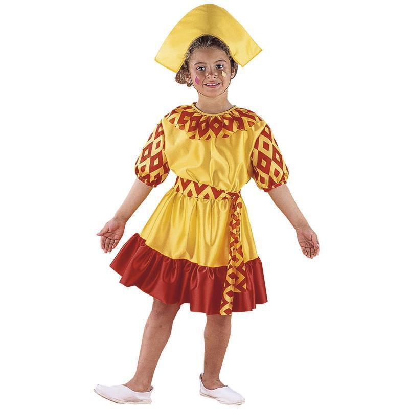 Disfraz Arlequina Infantil