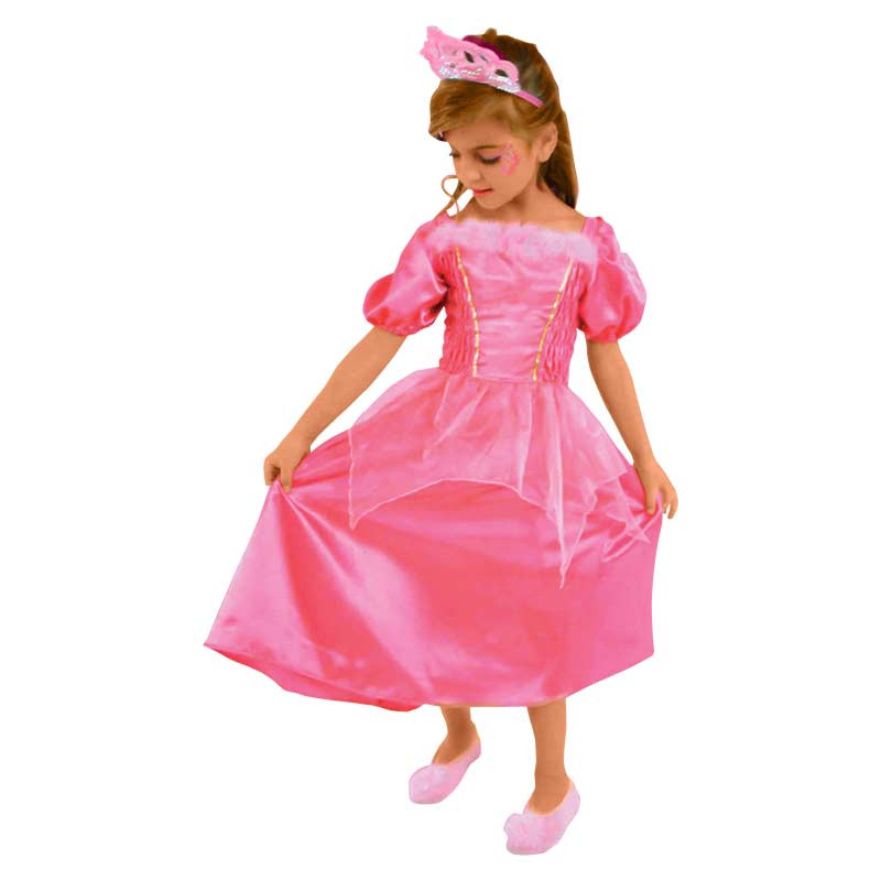 Disfraz Princesa Rosa Inf
