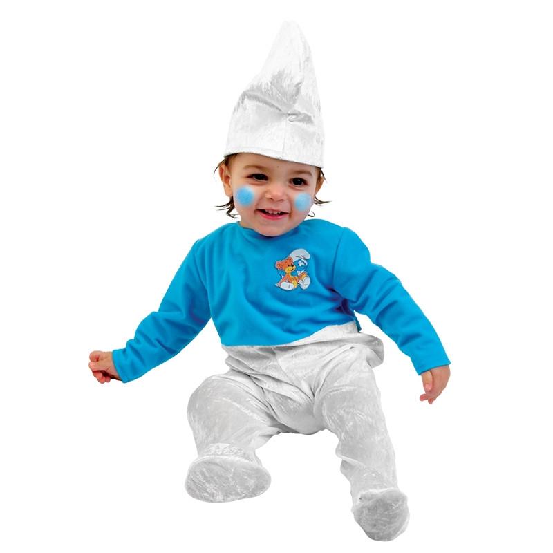 Disfraz Baby Pitufo Bebé