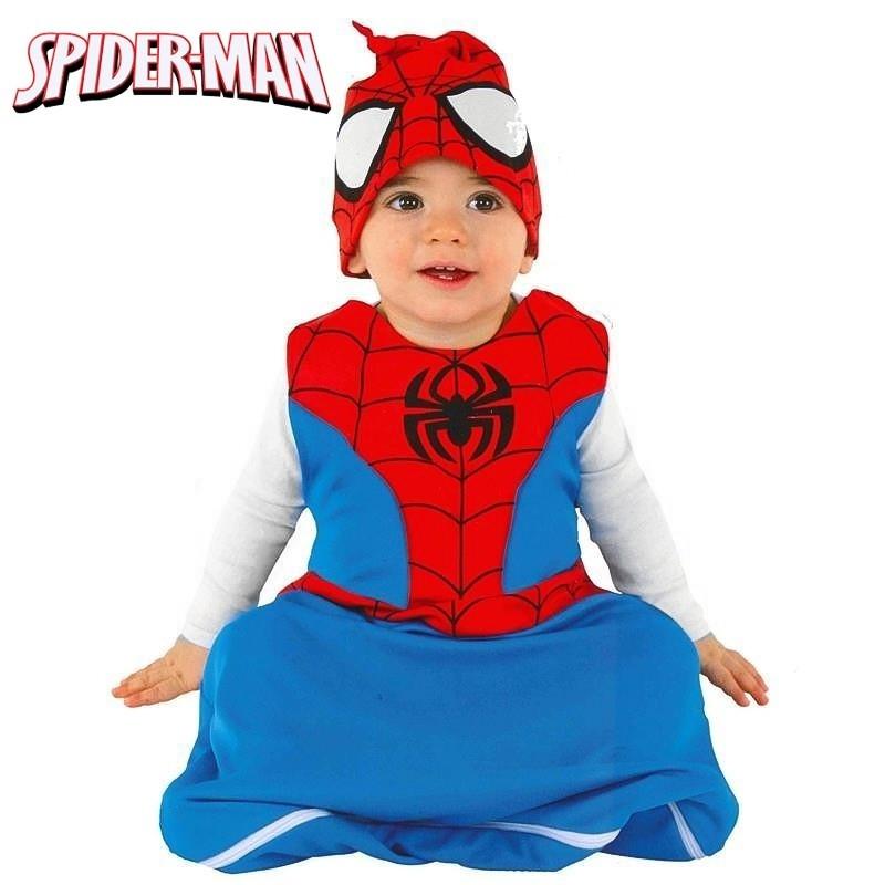 Spiderman Disfraz Bebé