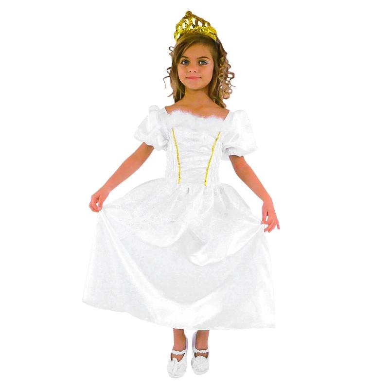 Disfraz Princesa Blanca