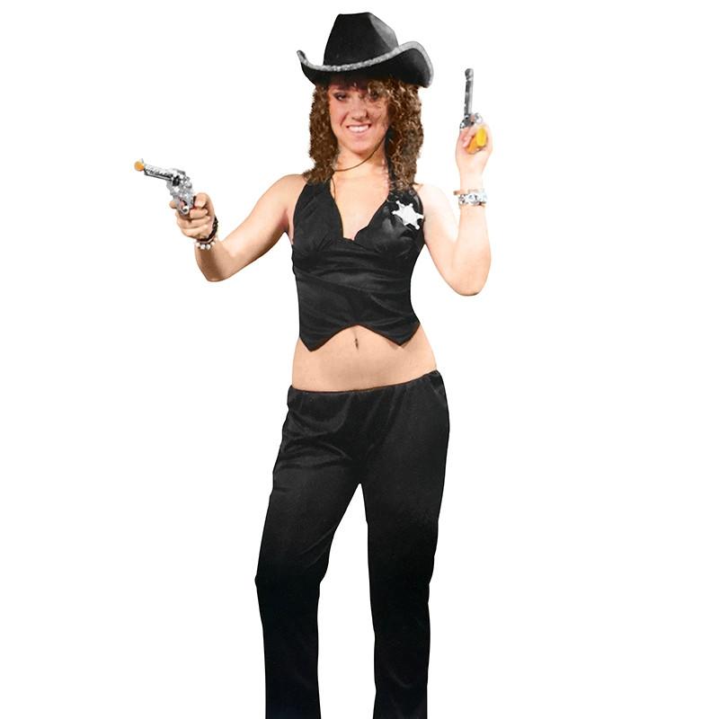 Disfraz de Mujer Sherif Ad