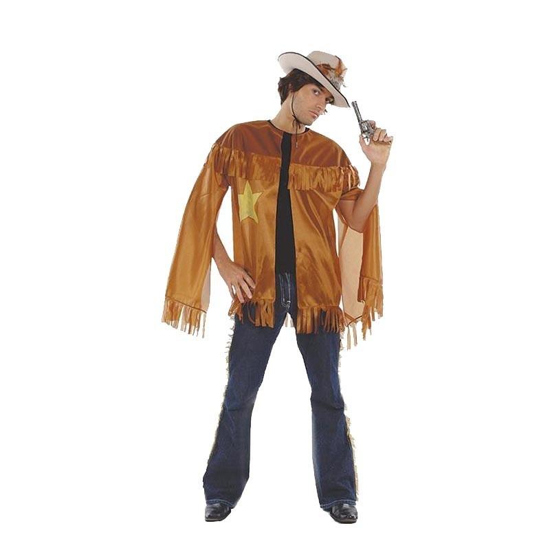 Disfraz Sheriff/Vaquero Ad