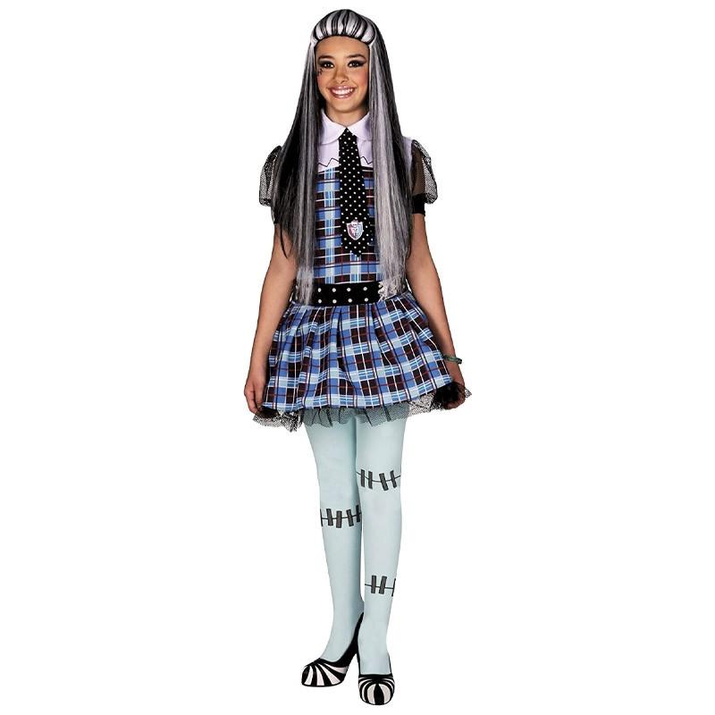 Disfraz Vampira Frankie Stein Infantil MH