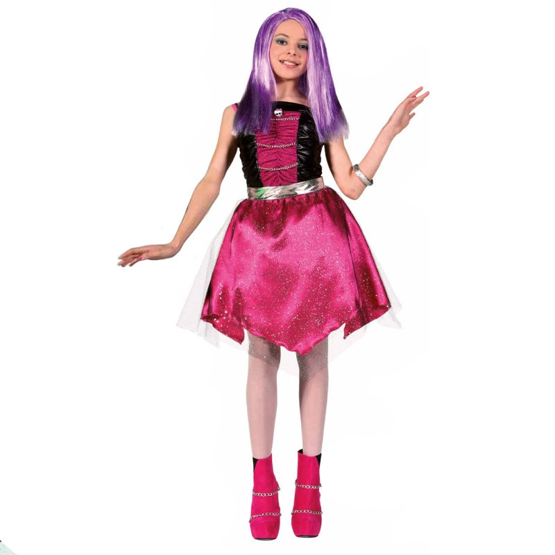 Disfraz Spectra Infantil Monster High