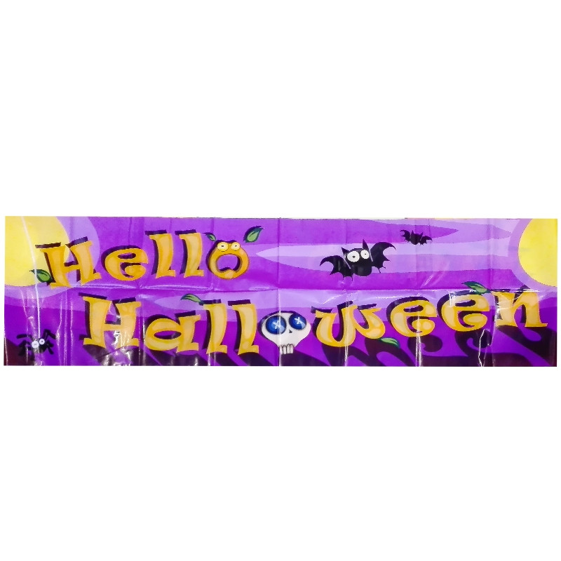 Cartel Hello Halloween