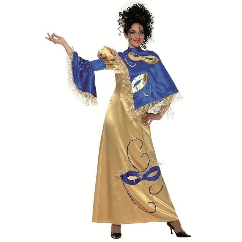 Disfraz Venecia Mujer Adulto